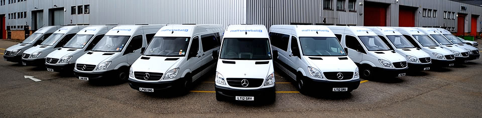 Splitter Van Hire, Band Bus Rentals & Gear Moves For UK & European Tours