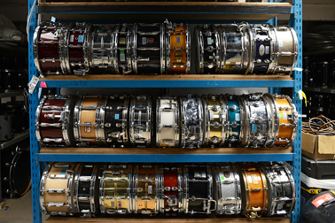 Drums & Drum Set Hire London - Backline Rentals UK, Europe