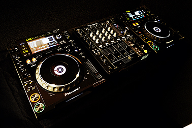 DJ Equipment Rentals London - Backline Hire Specalists UK, Europe