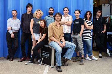 Matt Snowball Music London   The Team!