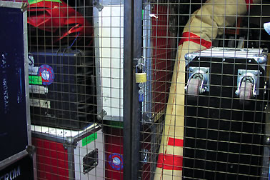 Storage Locker Hire London & Musical Instrument Storage Rental UK