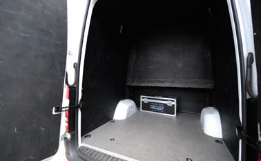 Luxury Auto Splitter Van Hire UK - Matt Snowball Music London
