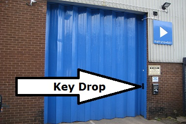 Key Drop At Matt Snowball Music HQ London - Splitter Van Hire Returns